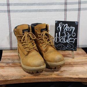 Timberland Pro Boots Steel Toe